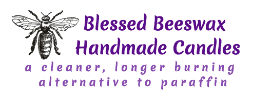 Blessed Beeswax – Handmade Candles