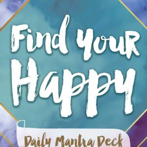 Find Your Happy Daily Mantra Cards Box Image