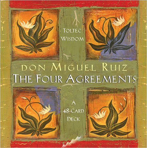 Four Agreements Cards Box Image