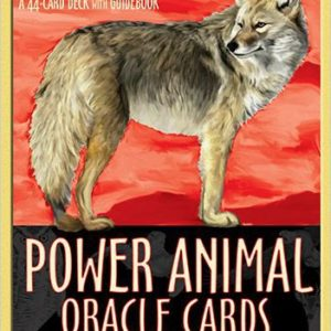 Power Animal Oracle Cards Box Image