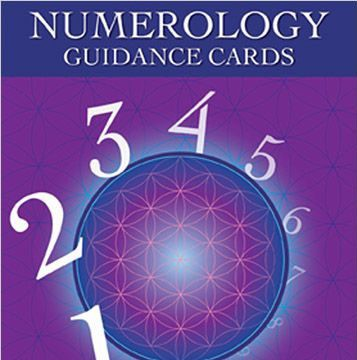 Numerology Guidance Cards Box Image