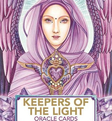 Keepers of the Light Oracle Cards Box Image