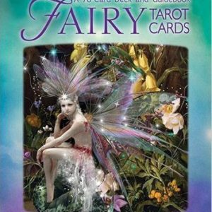 Fairy Tarot Cards Box Image