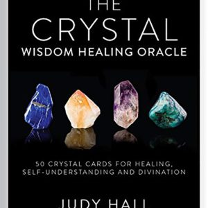 Crystal Wisdom Healing Oracle Cards Box Image