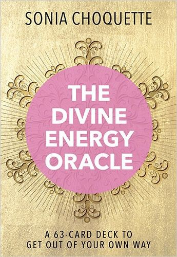 Divine Energy Oracle Cards Box Image
