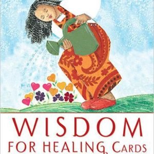 Wisdom for Healing Oracle Cards Box Image