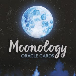 Moonology Oracle Cards Box Image