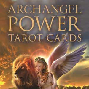 Archangel Power Tarot Cards Box Image