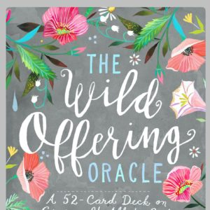 Wild Offering Oracle Cards Box Image