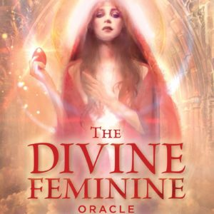 Divine Feminine Oracle Cards Box Image