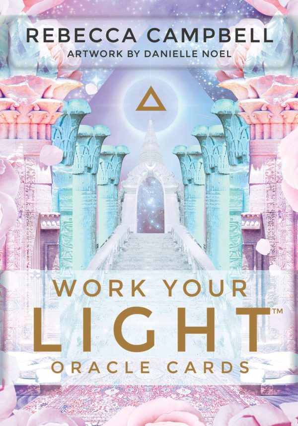 Work Your Light Oracle Cards Box Image