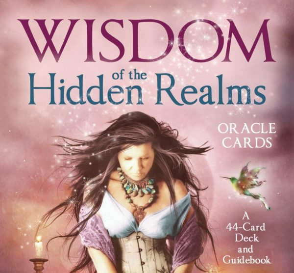 Wisdom of the Hidden Realms Oracle Cards Box Image