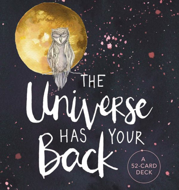 Universe Has Your Back Cards Box Image