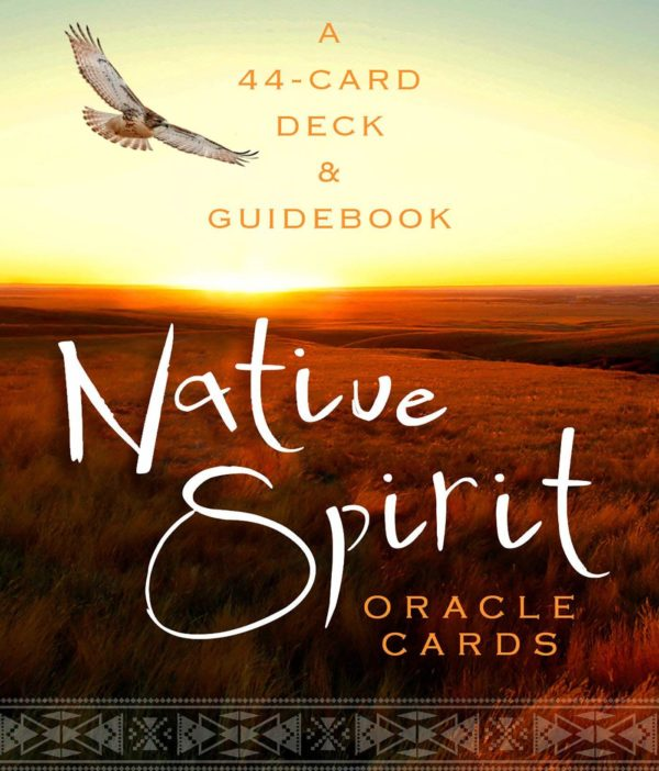Native Spirit Oracle Cards Box Image