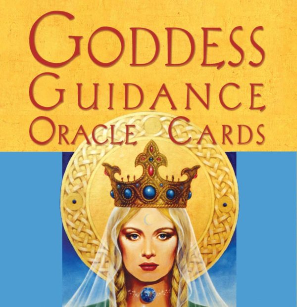 Goddess Guidance Oracle Cards Box Image
