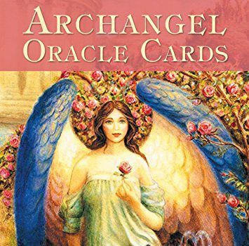 Archangel Oracle Cards Box Image