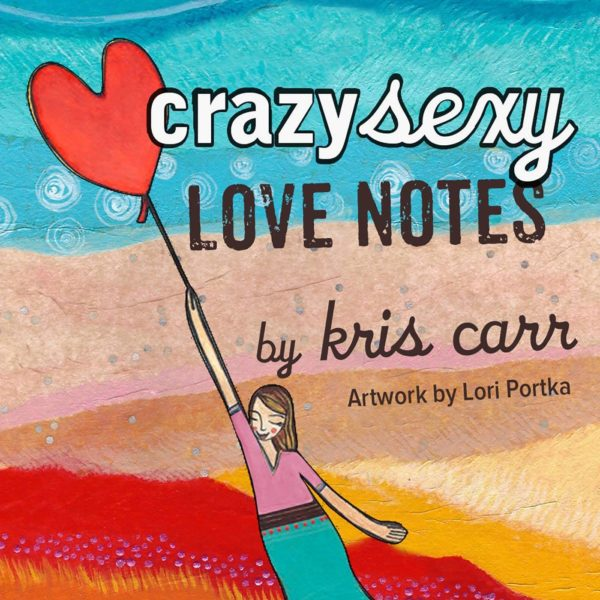 Crazy Sexy Love Notes Cards Box Image