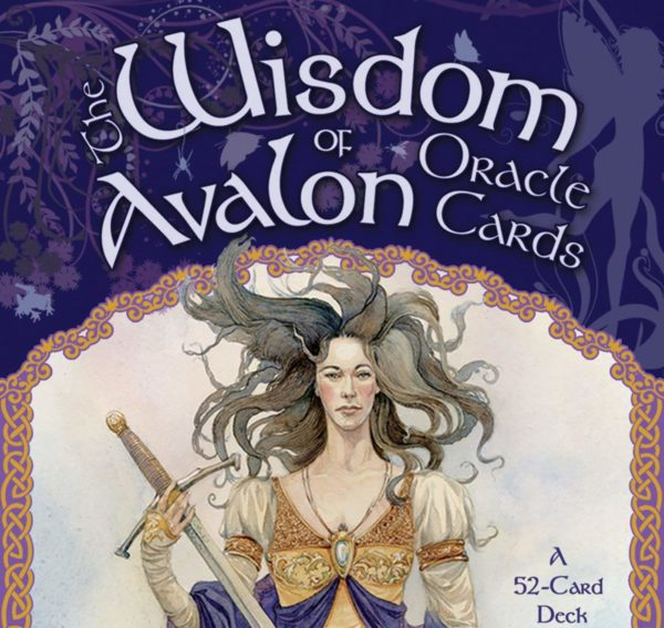 Wisdom of Avalon Oracle Cards Box Image