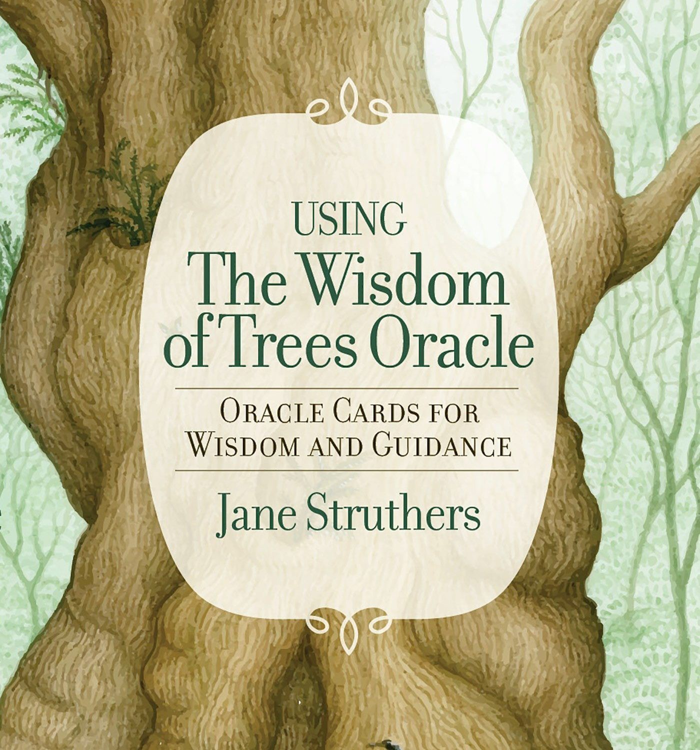 Wisdom of Trees Oracle Cards