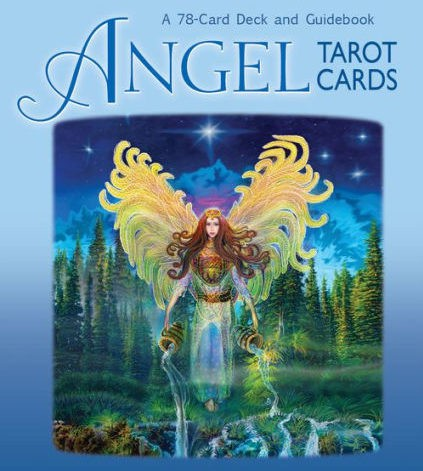 Angel Tarot Cards Box Image