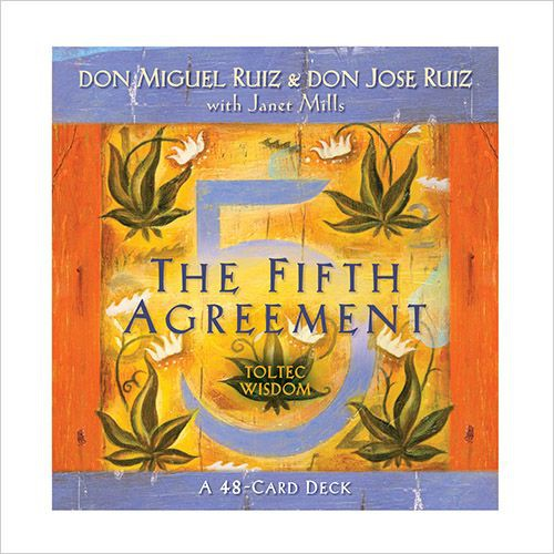 Fifth Agreement Cards Box Image