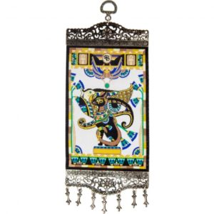 Charm Wall Hanging - Egyptian Cat